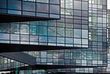Futuristic Financial District