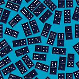 Seamless domino pattern