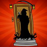Grim Reaper Knocking