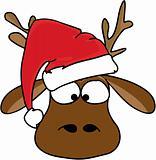 christmas caribou