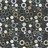 Seamless gear pattern