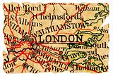 London old map