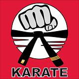 MARTIAL ARTS . LOGO.