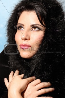 Winter Fashion Woman