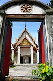 Buddhist temple, Buddhist monastery, in the temple of Thailand