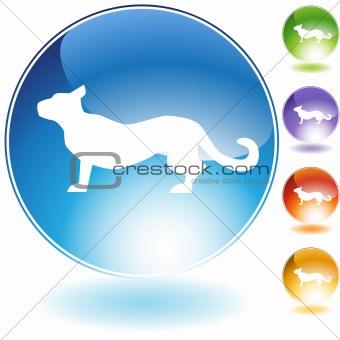 Tiger Crystal Icon