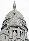 Aligned Domes of Sacre Coeur