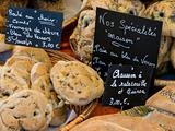 Fresh Breads in Southern France