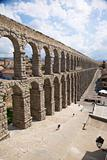 great aqueduct of segovia city