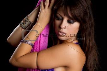 Cultural Belly Dancer