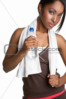 Fitness Water Woman