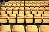 seat in sport stadium