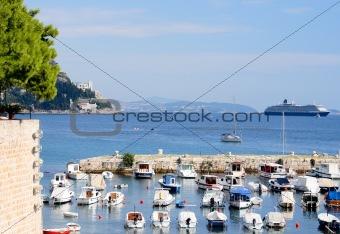 Dubrovnic coast