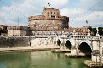 Castel Sant Angelo,Rome.
