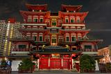 Buddha Tooth Relic Chinese Temple