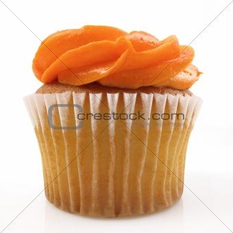 One Yellow Cupcake