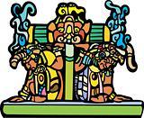 Mayan Old Men