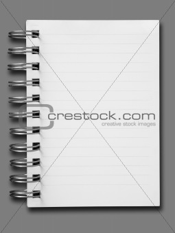 one face notebook