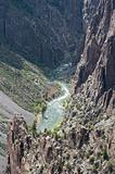 Gunnison River in the Black Canyon