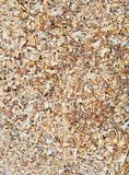 Wood chips and sawdust texture (background) 