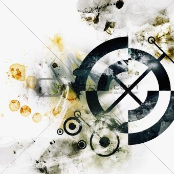 Grunge layout