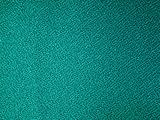 Green fabric sample