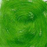 green vortex abstract
