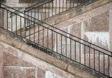 Stone staircase