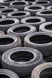Background of tires