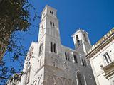 Giovinazzo Cathedral. Apulia.