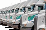 Semi Truck Fleet