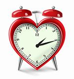 Heart Alarm Clock