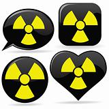 radioactivity signs