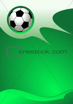 Abstract sport background
