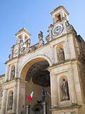 The Sedile Palace. Matera. Basilicata.