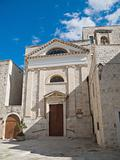 St. John The Baptist Church. Giovinazzo. Apulia.