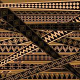 African texture in brown tones