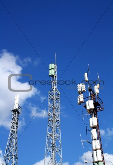 Cellular antennas