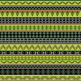 Green ethnic african texture