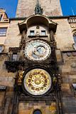 Fascinating old Prague Astronomical Clock -Prague Orloj