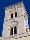 Belltower of St. Corrado Cathedral. Molfetta. Apulia.
