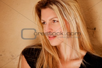 Flirt Woman Portrait