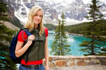 Hiking Portrait