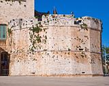 Conversano Castle. Apulia.