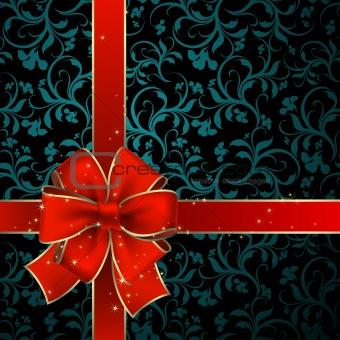 celebrate bow background