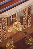 Thai patterns.