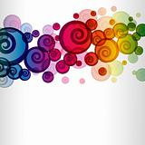 eps colorful background