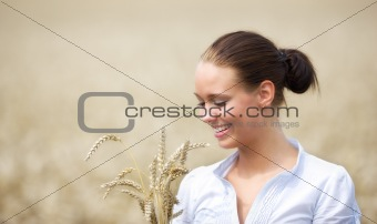 Beautiful country girl