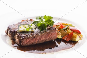 Beef steak