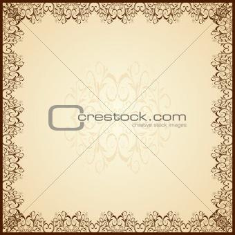 guipure frame